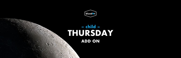 Child Thursday Add On Ticket
