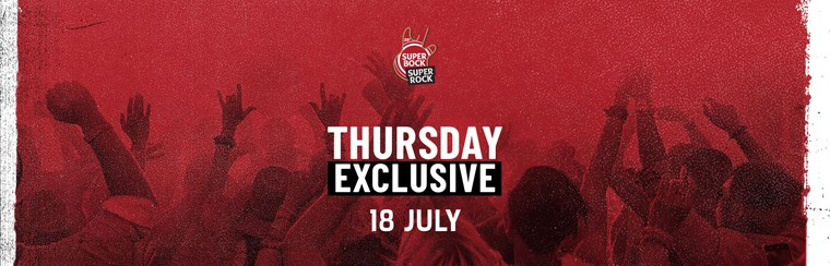 Exclusive Daily Ticket - Thursday 18 July