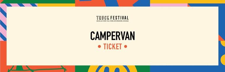 Campervan Ticket