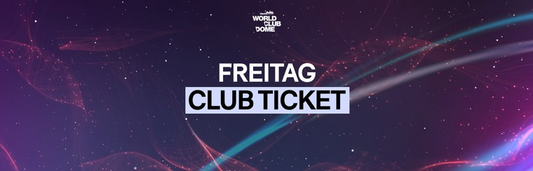 Club Ticket I Friday