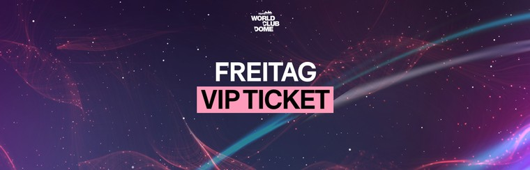 VIP Ticket I Friday