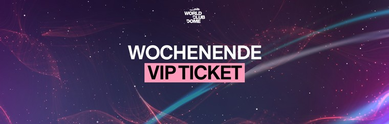 VIP Ticket I Weekend