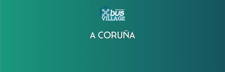 Autocarro de ida/volta de Coruña