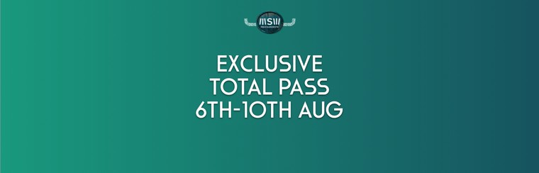 Exclusive-Total-Pass (6. - 10. August)
