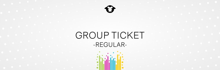 Regular Group Ticket