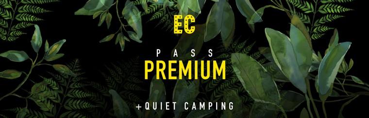 Abono Premium + Quiet Camping