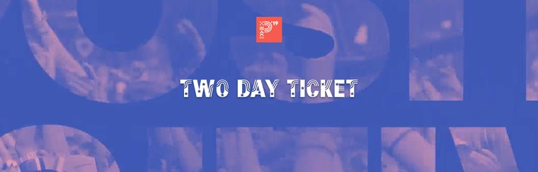 Two Day Ticket