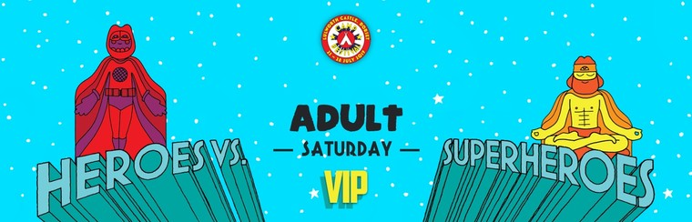 Adult VIP Saturday Ticket