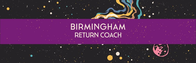 Birmingham Return Coach