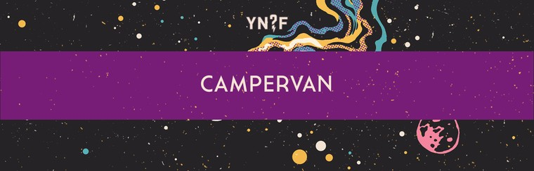 Campervan Ticket