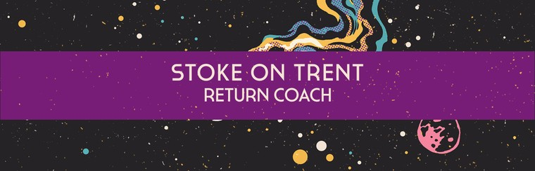 Stoke On Trent Return Coach
