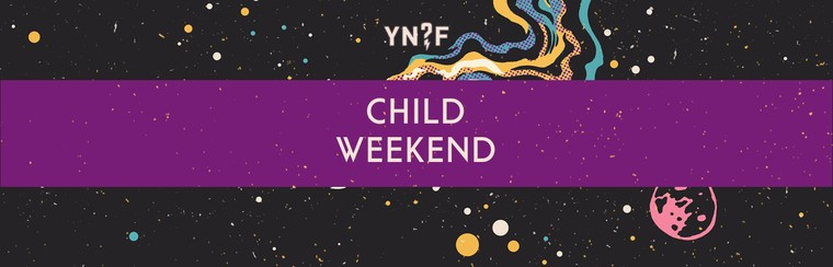 Child Weekend Ticket