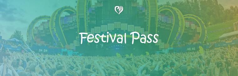 Festival Pass - Alle Festivaltage