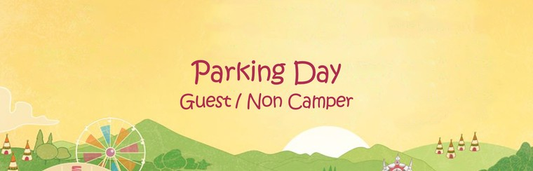 Parking Day Guest / Non Camper