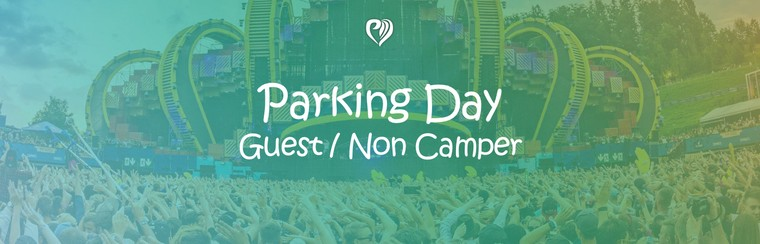 Parking Day Guest / Non-Camper