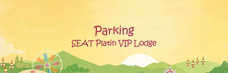 Parking SEAT Platin VIP Lodge