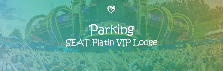 Parking SEAT Platin VIP Lodge
