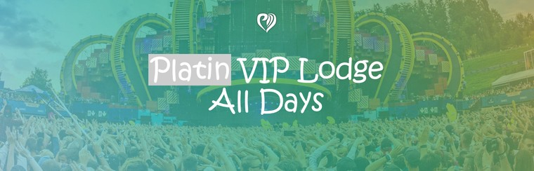 SEAT Platin VIP Lodge Festival Pass