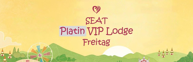 SEAT Platin VIP Lodge Friday