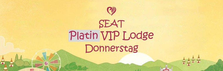 SEAT Platin VIP Lodge Thursday