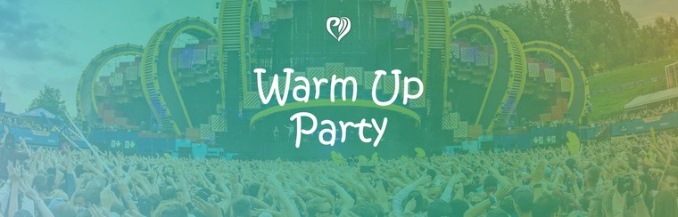 Warm Up Party Wednesday