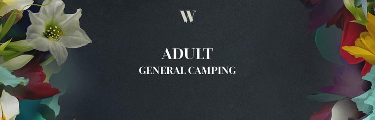 Standard-Camping - Erwachsene