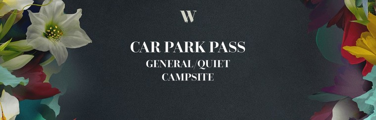 Car Park Pass - General/Quiet Campsite