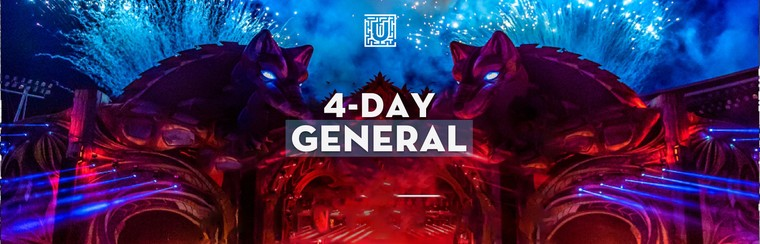 Abono General 4 días