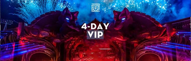 VIP 4 Days Pass
