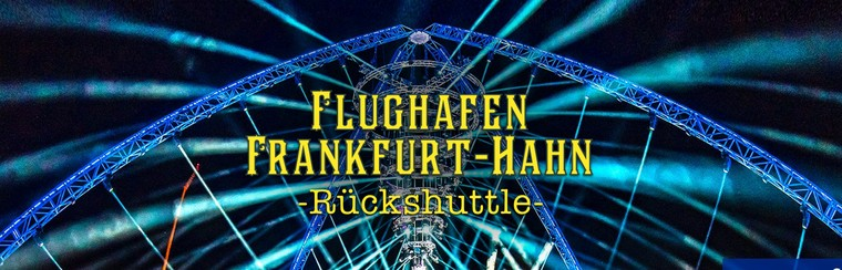 Frankfurt Hahn Airport Return Shuttle