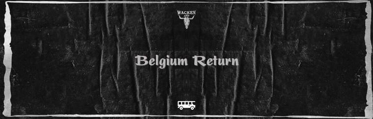 Belgium Return Coach Travel