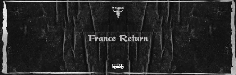 France Return Coach Travel