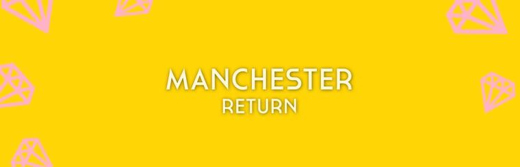 Manchester Return Coach