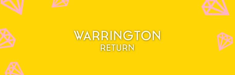 Warrington Return Coach