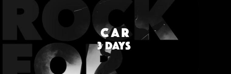 Auto 3 Tage
