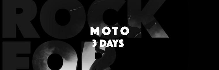 Motorrad 3 Tage