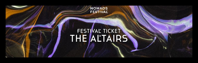 Ticket - The Altairs