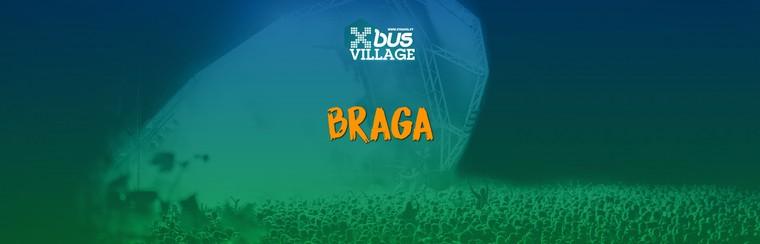 Viagem de ida/volta de Braga