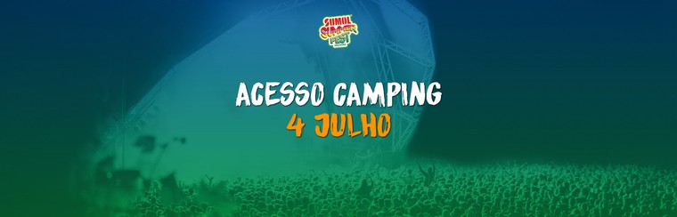 Camping Access - 4th July
