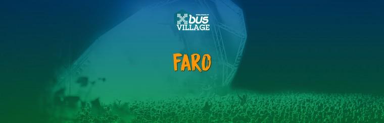 Viagem de ida/volta de Faro