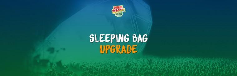 Sleeping Bag Upgrade - Set Up Yourself Camping Pack