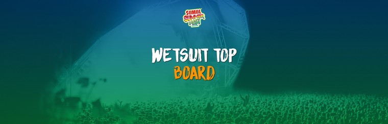 Wetsuit Top Board