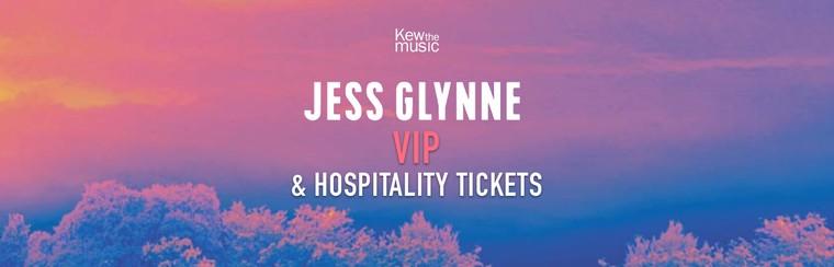 Jess Glynne - VIP & Hospitality Tickets