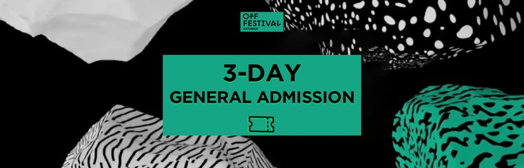 3-Day General Admission Pass
