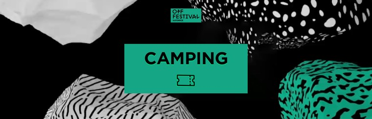 Camping Ticket