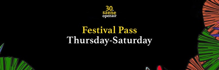 Festival Pass | Thursday - Saturday