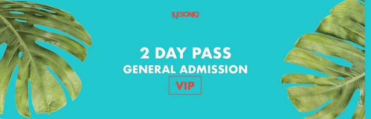 2 Days Pass - GOLD