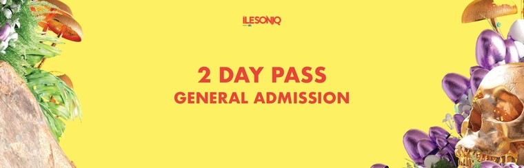 2 Days Pass - General Admission