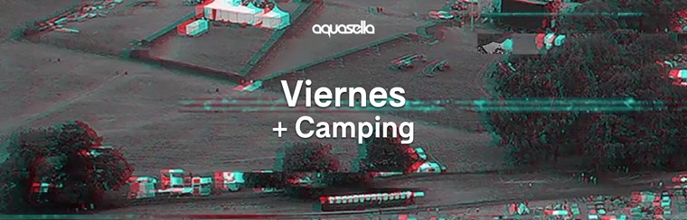 Friday Ticket + Camping
