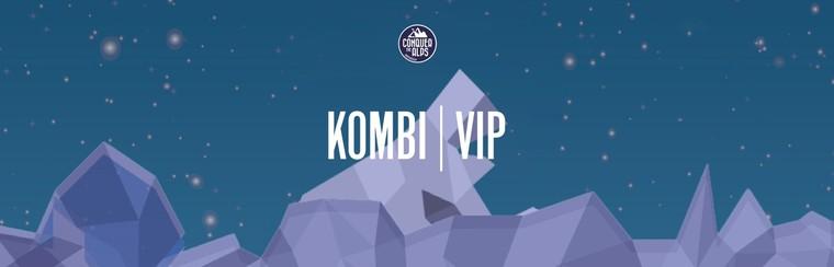 VIP Kombi Ticket | Friday & Saturday